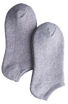 Lemon Women's Second Time Around Terry Ped Socks - Pack of 2
