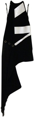 Anthony Vaccarello Black Dress for Women