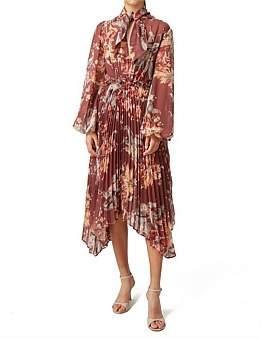 Keepsake Unravel Ls Dress