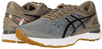 Asics GEL-Nimbus(r) 22 (Sheet Rock/Graphite Grey) Men's Running Shoes