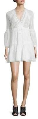 IRO Gwen Bell Sleeve Dress