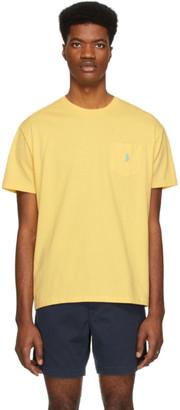 Polo Ralph Lauren Yellow Pocket T-Shirt