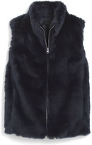 J.Crew Women's Faux Fur Vest