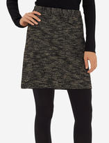 The Limited Patterned Mini Skirt