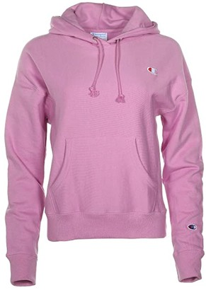 Champion Reverse Weave(r) Hoodie - Small C (Scarlet) Women's Clothing