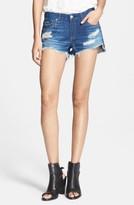 Rag & Bone Women's 'The Cutoff' Denim Shorts