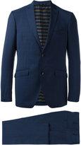 Etro Newmileto suit - men - Polyester/Acetate/Cupro/Wool - 52