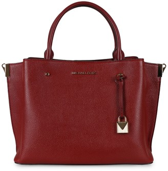 MICHAEL Michael Kors Arielle Big Pebbled Leather Handbag