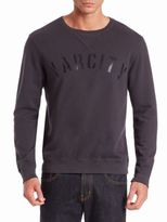 Sol Angeles Varcity Cotton Pullover