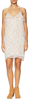Rebecca Minkoff Emelia Printed Shift Dress