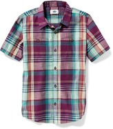 Old Navy Madras Plaid Shirt for Boys