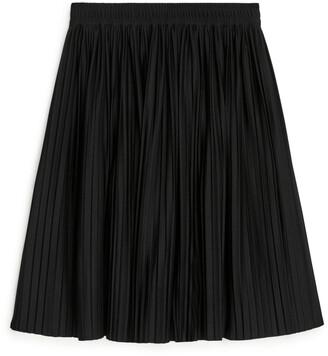 Arket Pleated Skirt
