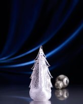 """Simon Pearce Sterling Silver-Leaf 8"""" Evergreen Tree"""