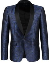 Just Cavalli Suit Jacket Blue