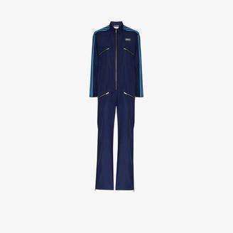 adidas X Lotta Volkova zip-up jumpsuit