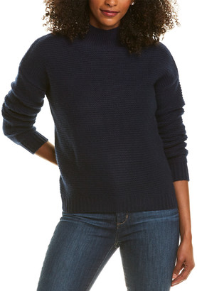 The Cashmere Project High-Low Cashmere Sweater