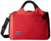 Crumpler The Dry Red No 7 Laptop Briefcase