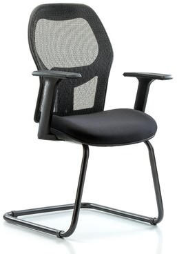 Brody Executive Desk Height Guest Chair Symple Stuff Arm Included: With Arms