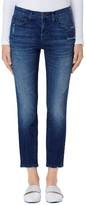 J Brand Women's Sadey Slim Straight Leg Boyfriend Jeans