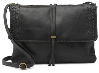 Lucky Brand Orby Leather Crossbody Bag