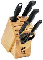 Zwilling J.A. Henckels Zwilling Twin Four Star 7-Piece Block Set