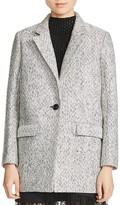 Maje Vlorie Tweed Jacket