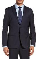 BOSS Ryan CYL Extra Slim Fit Solid Wool Blazer