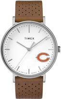 Timex Chicago Bears Bright Whites Tribute Collection Watch