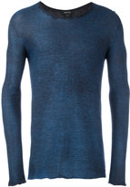 Avant Toi slim-fit jumper - men - Silk/Polyester/Cashmere - S
