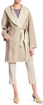 Lafayette 148 New York Reversible Agnes Wool Blend Coat