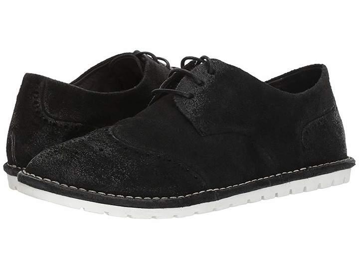 Marsèll Gomme Suede Wingtip Oxford Men's Shoes