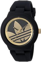 adidas Women's 'Aberdeen' Quartz Rubber and Silicone Casual Watch, Color: (Model: ADH3207)