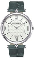 Van Cleef & Arpels Pierre Arpels White Gold Watch, 38mm