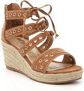Sam Edelman Girls' Elsie Danielle Wedge Sandals