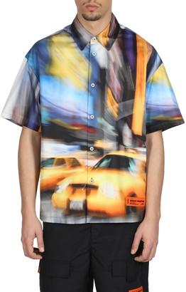 Heron Preston Baseball Shirt Taxi
