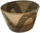 One Kings Lane Vintage 1920s Handwoven Basket
