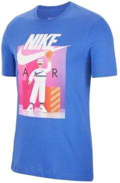 Nike Men's Waving Air Man T-Shirt