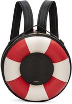 Thom Browne Black Life Preserver Backpack