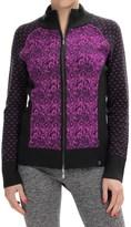 Neve Eloise Cardigan Sweater - Merino Wool, Full Zip (For Women)