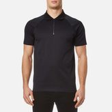 Hugo Dericsson Raglan Polo Shirt Black