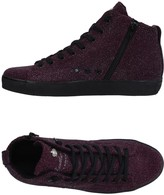 Leather Crown High-tops & sneakers - Item 11280171
