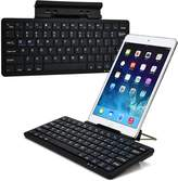 Cooper Cases(TM) K2000 Bluetooth Keyboard Dock in (US English QWERTY Keyboard, Built-in Viewing Stand, Android / iOS / Windows compatible)
