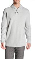 Nautica Long Sleeve Shawl Collar Sweater