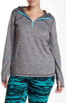 Z By Zella Frost Tech Pullover (Plus Size)