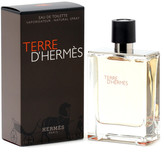 Hermes Men's 3.3Oz Terre D'hermes Eau De Toilette Spray