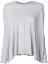 Kenzo crew neck sweater - women - Wool - XS