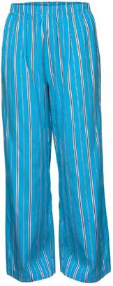 Turquoise Pyjama Trousers