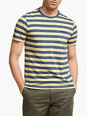 Ralph Lauren Polo Stripe Pocket T-Shirt