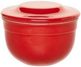 "Emile Henry Ceramic Butter Pot with Lid - 4"""