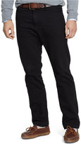 Polo Ralph Lauren Men's Big and Tall Hudson Wash Jeans